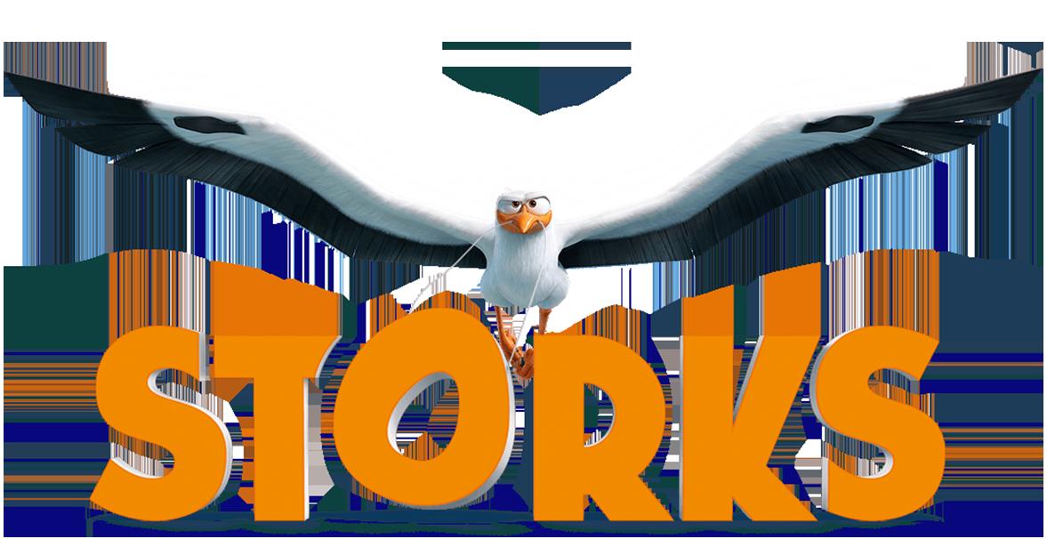 Storks In English Audio Kino Arena Ltd
