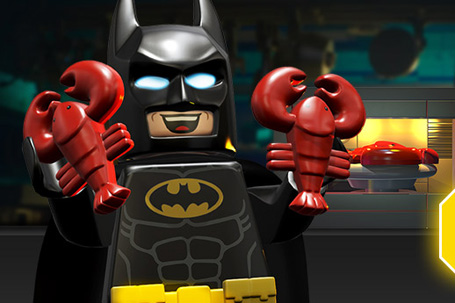 The LEGO® Batman Movie Games