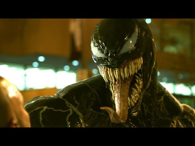 Venom Imax 3d Kino Arena Ltd