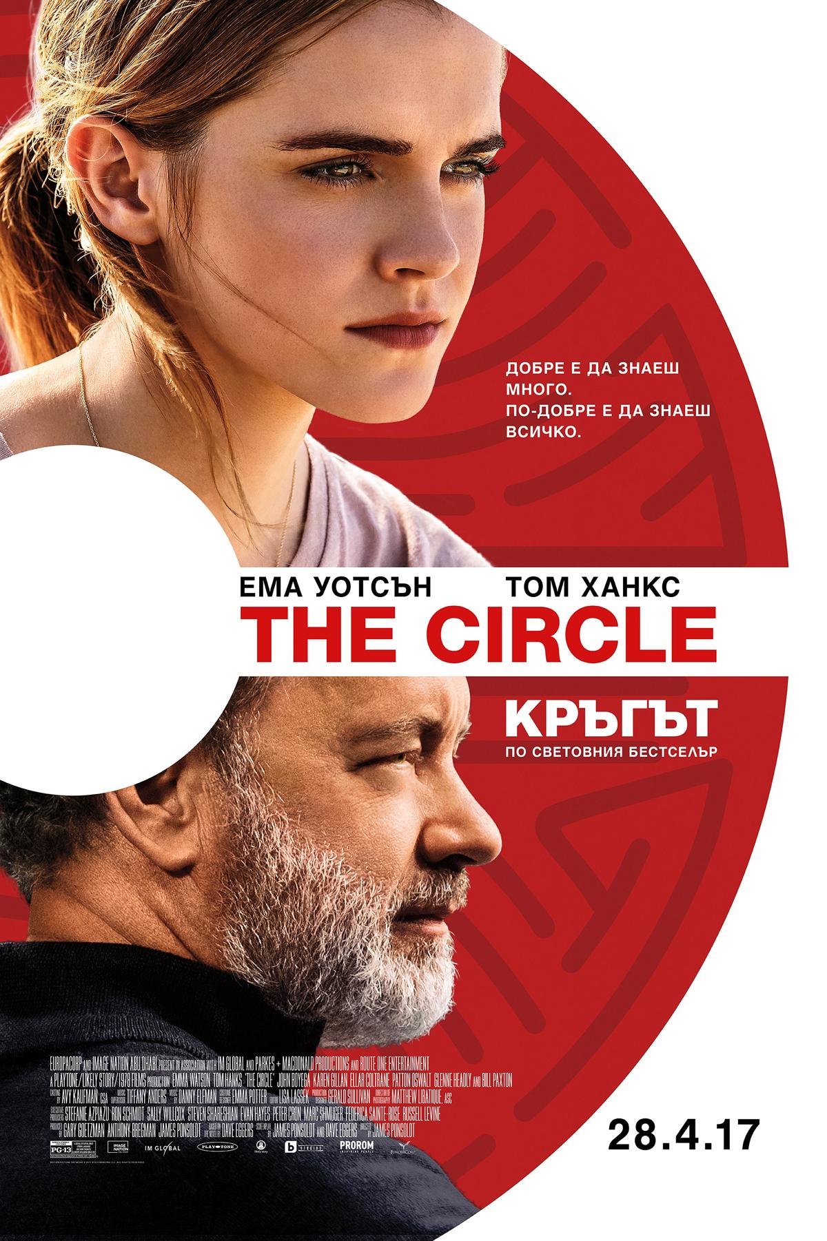 The Circle Кръгът