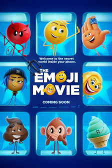 The Emoji Movie RealD 3D  in English Audio