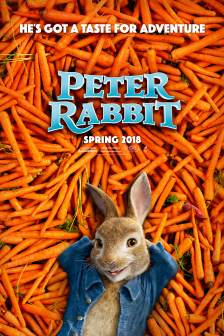 Peter Rabbit in English Audio